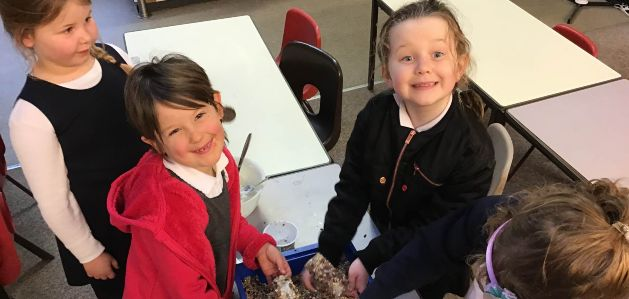 Life at Baltonsborough CE VC Primary School